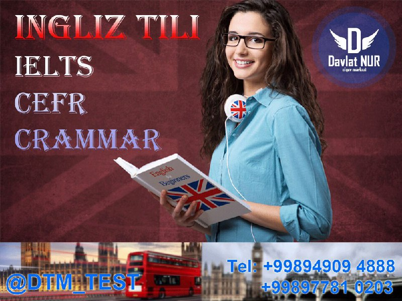 Learn English with us